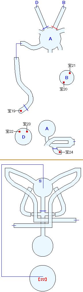 アブソーブゲートマップ画像(7)