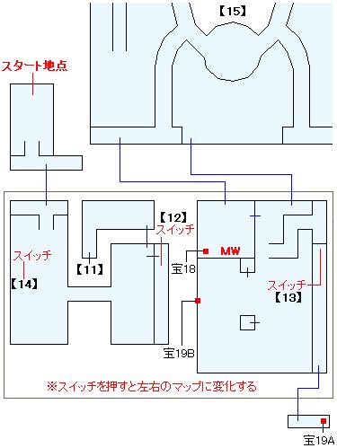 エルドラントマップ画像(5)
