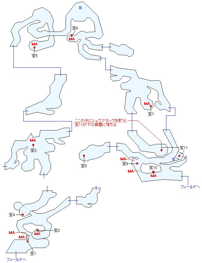 デオ峠マップ