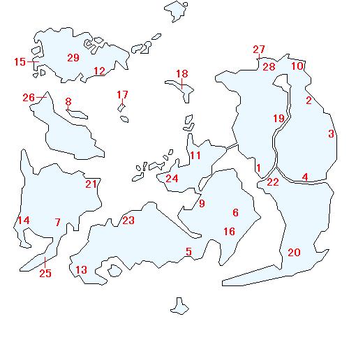 探索ポイントマップ