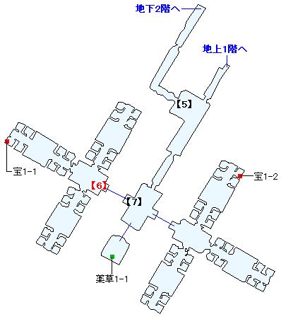 監獄島 タイタニアマップ画像(3)
