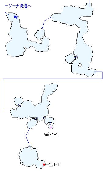 ガリス湖道マップ画像(1)