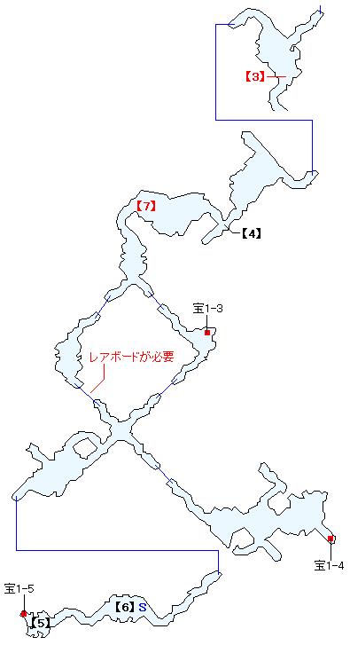 ヴェスター坑道マップ画像(2)