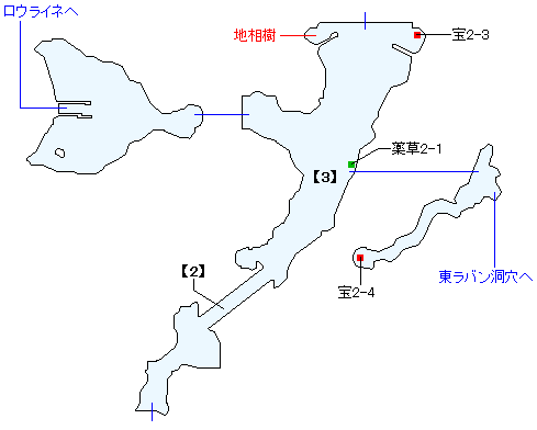 ブルナーク台地マップ画像(2)