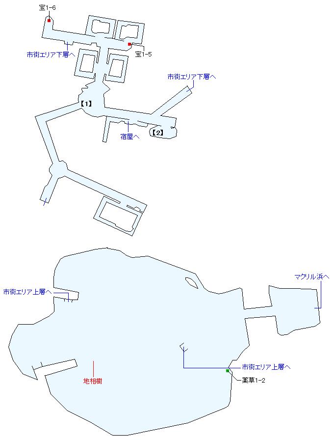 イズルトマップ画像(2)