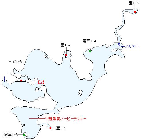 マクリル浜マップ画像(2)