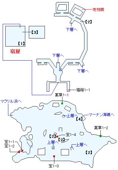 ハリアマップ画像