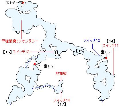 ベイルド沼野マップ画像(5)
