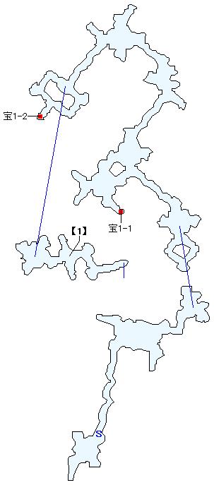 地脈マップ画像(1)