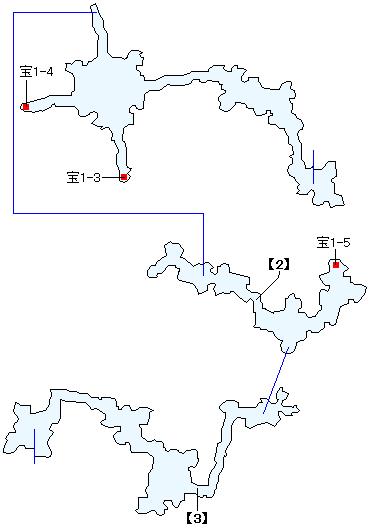 地脈マップ画像(2)