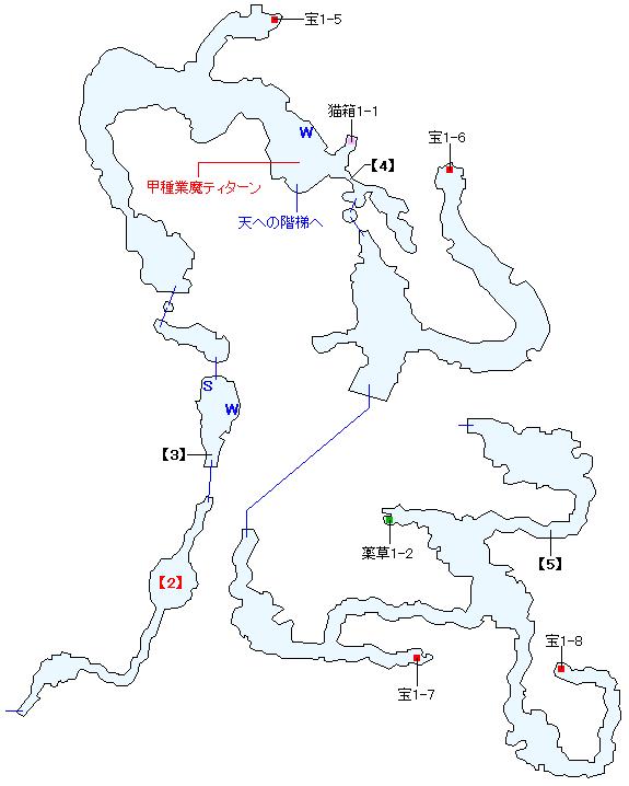 キララウス火山マップ画像(2)