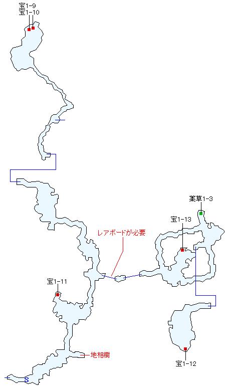 キララウス火山マップ画像(3)