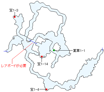キララウス火山マップ画像(5)