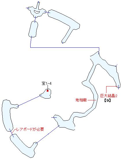 八頭竜カノヌシマップ画像(5)