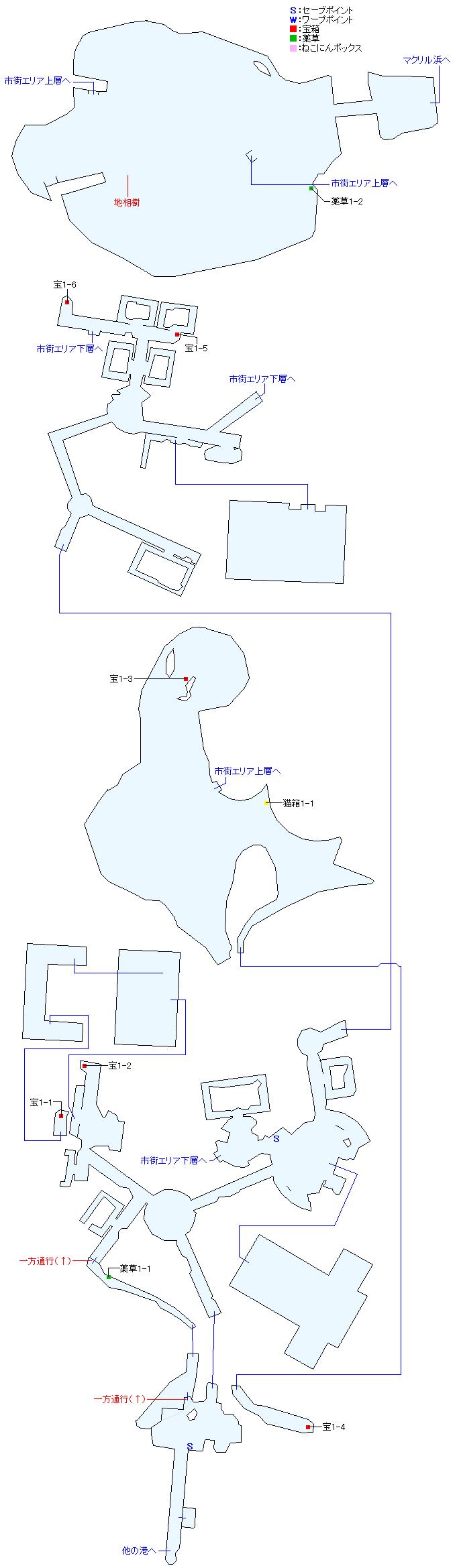 イズルトマップ