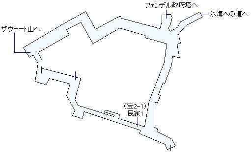 ザヴェートマップ画像
