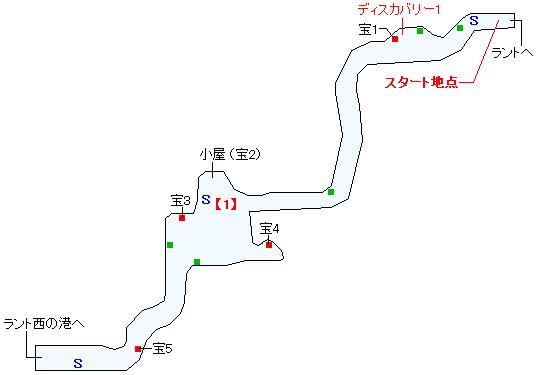 西ラント道マップ画像