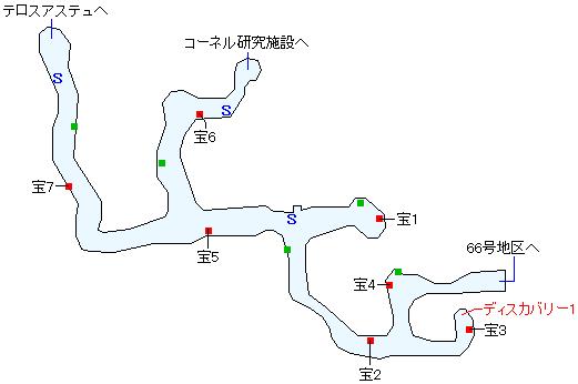 13号地区マップ