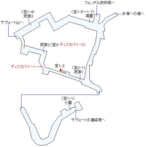 ザヴェートマップ