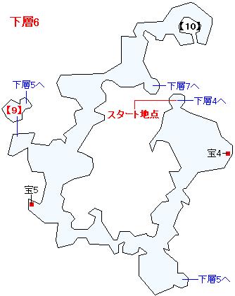 ラスタ・カナン(下層)マップ画像(5)