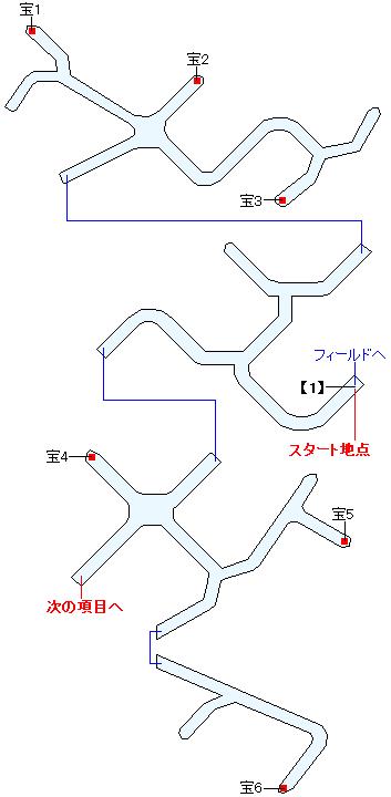 ガルポスジャングルマップ画像(1)