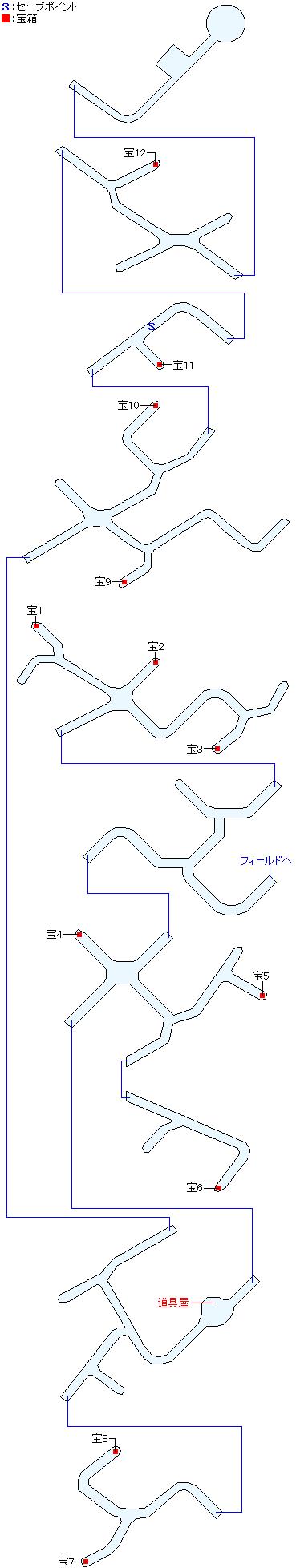 マップ画像・ガルポスジャングル
