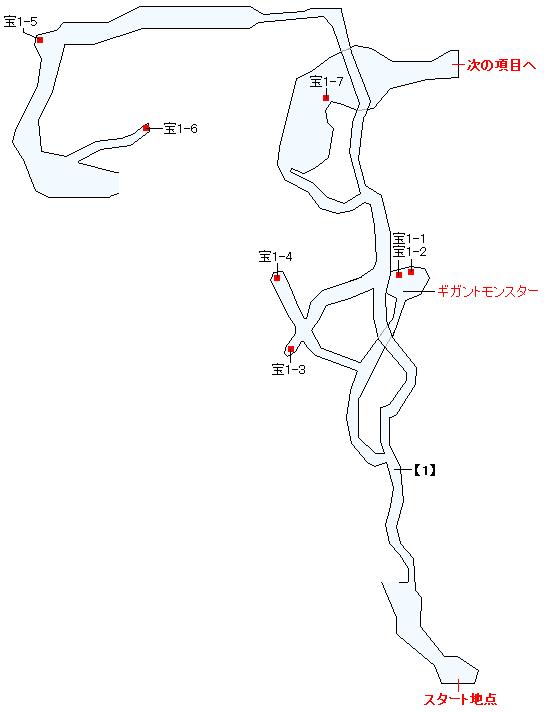 ケーブ・モック大森林マップ画像(1)