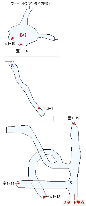 カドスの喉笛マップ画像(3)