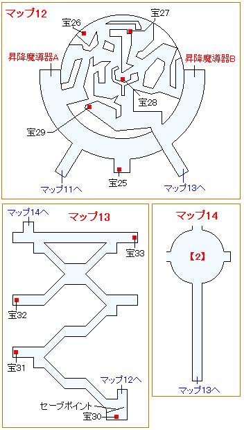 古代塔市タルカロンマップ画像(4)
