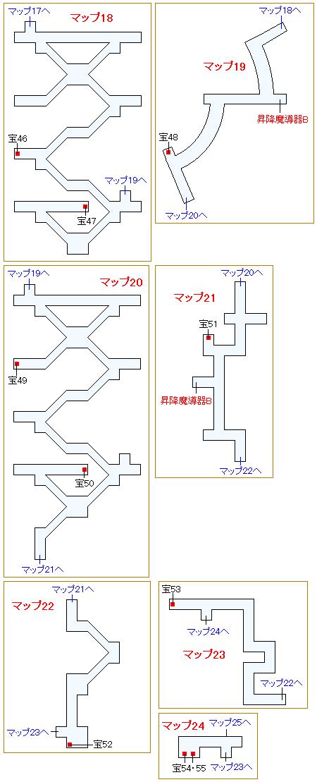 古代塔市タルカロンマップ画像(7)