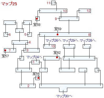 古代塔市タルカロンマップ画像(8)