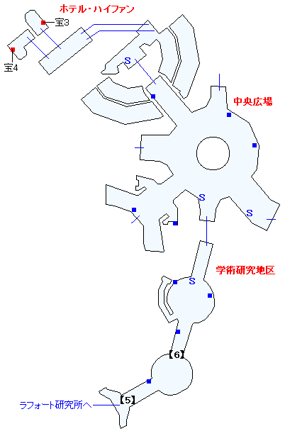 イル・ファンマップ画像(2)