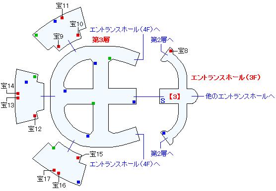 オルダ宮マップ画像(2)