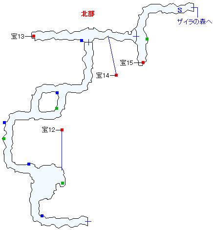 ノール灼洞マップ画像(3)