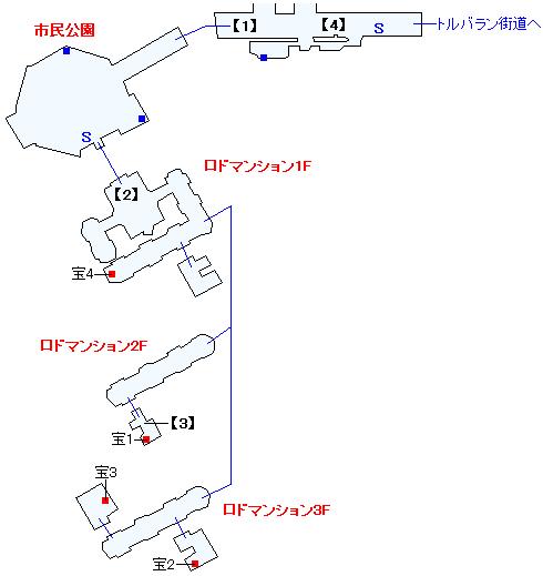 トリグラフマップ画像