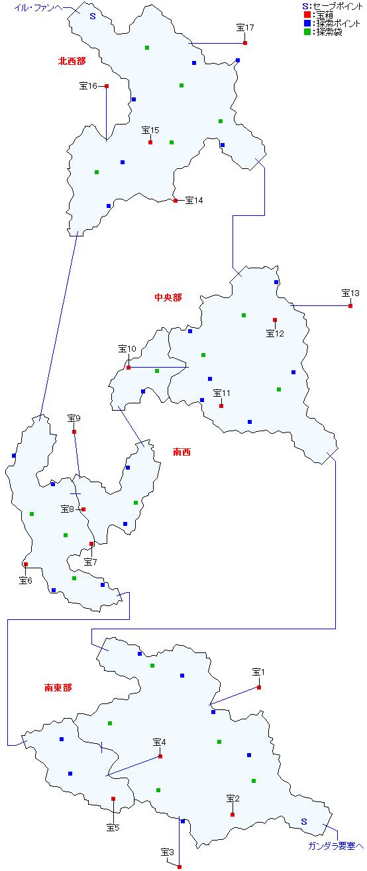 マップ画像・バルナウル街道