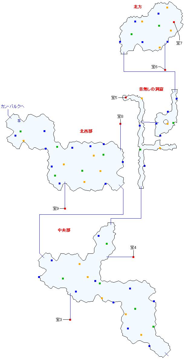モン高原(分史)マップ画像(2)