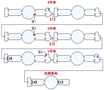 ストリボルグ号(正史世界)マップ画像