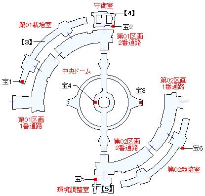 アスコルド(分史世界)マップ画像(2)