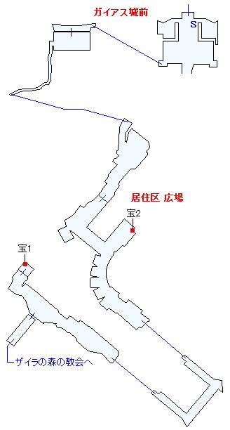 カン・バルク(分史世界)マップ画像