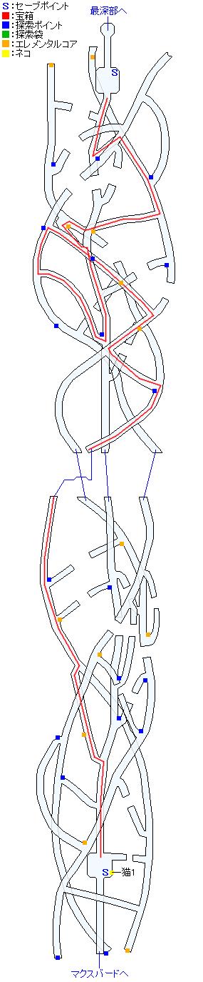 マップ画像・カナンの地(パターン1)