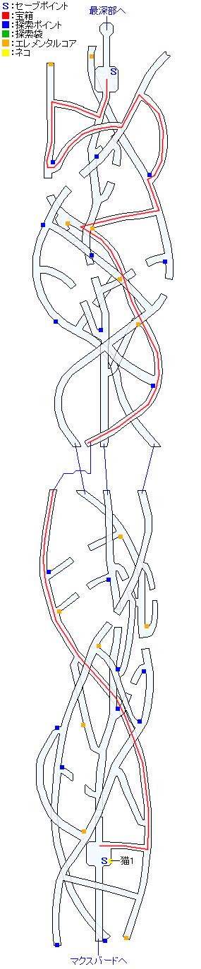 マップ画像・カナンの地(パターン4)