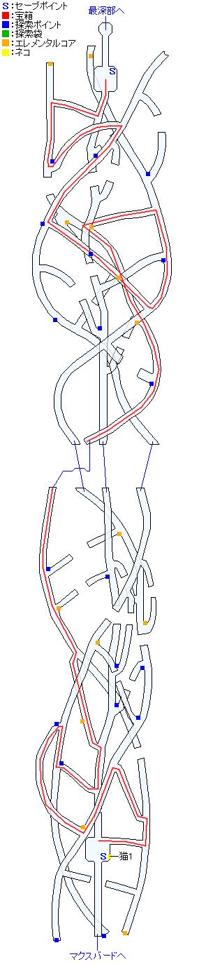 マップ画像・カナンの地(パターン5)