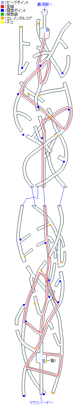 マップ画像・カナンの地(パターン6)