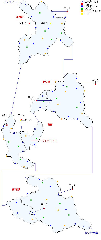 バルナウル街道マップ