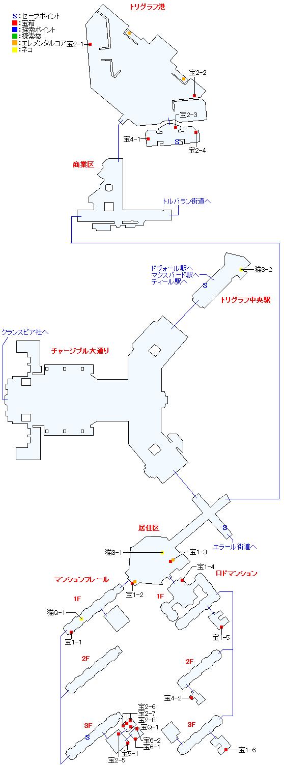 トリグラフマップ