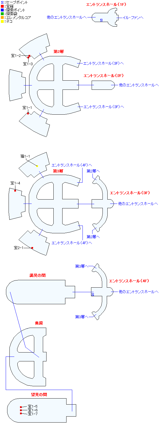 マップ画像・オルダ宮(正史世界)