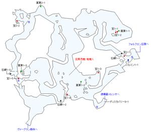 グレイブガント盆地マップ
