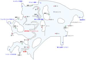 パルバレイ牧耕地マップ